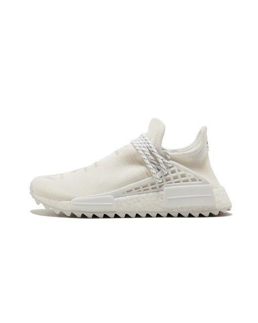 prezzo ufficiale nessuna tassa di vendita qualità stabile adidas Pw Human Race Nmd Tr 'blank Canvas' - Size 5 in Cream/White ...