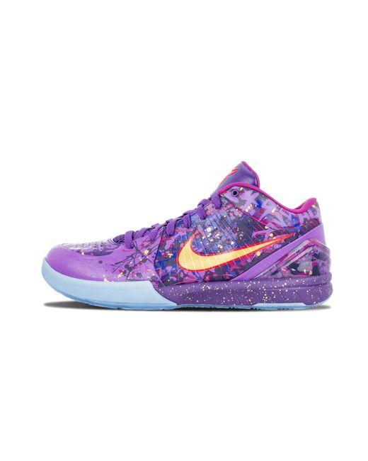 Nike Zoom Kobe 4 Prelude in Purple for Men - Lyst
