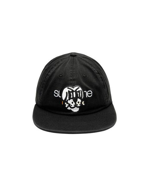 3c022031ad8 Lyst - Supreme Bone Classic Logo 6-panel Cap in Black for Men