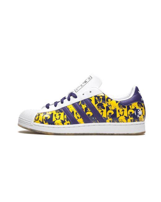adidas Superstar Reflective Camo Men's Shoes Size 12