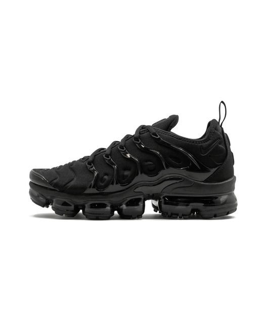 new styles 27988 5de95 Men's Black Air Vapormax Plus - Size 7.5