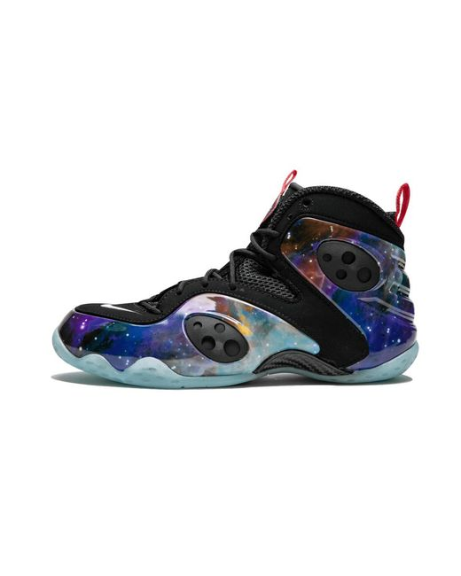 Nike Black Zoom Rookie Prm 'galaxy' Shoes - Size 7.5 for men