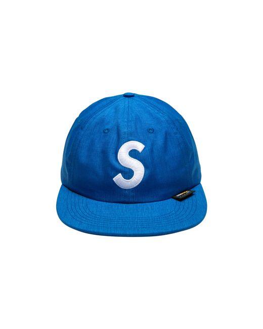 Supreme Cordura S Logo 6-panel in Blue for Men - Save 14% - Lyst c4f360af20c0