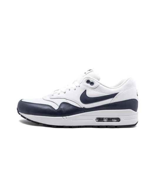 72710d3d32 Lyst - Nike Air Max 1 Sneakers in White for Men - Save 9%