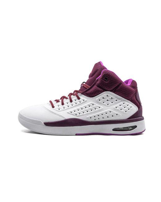 buty sportowe wielka wyprzedaż uk najlepsza cena Men's White Air Jordan New School Shoes - Size 9