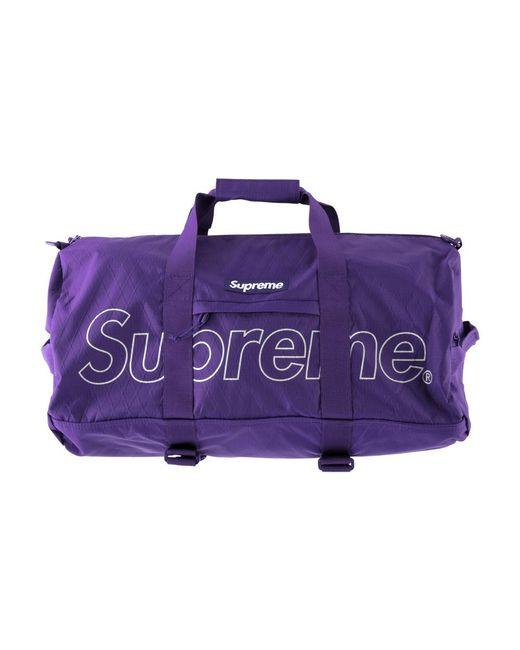 742e7dd79 Men's Purple Duffle Bag