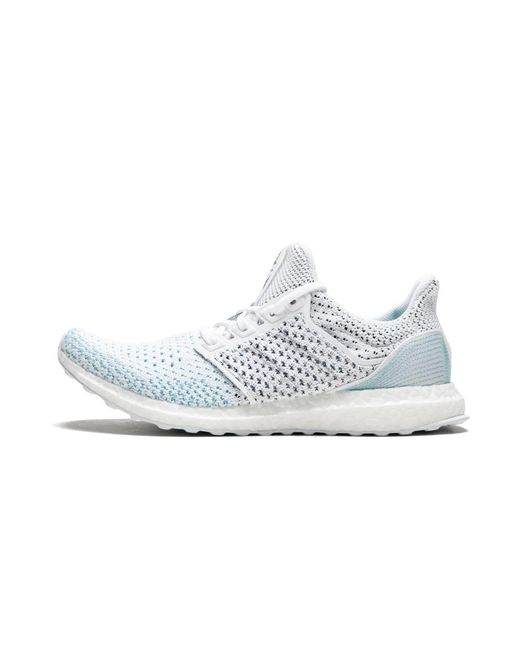 b09043a0807ca Lyst - adidas Ultraboost Parley Ltd in White for Men - Save 51%