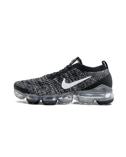 sports shoes 2ee68 a914d Women's Black Air Vapormax Flyknit 3