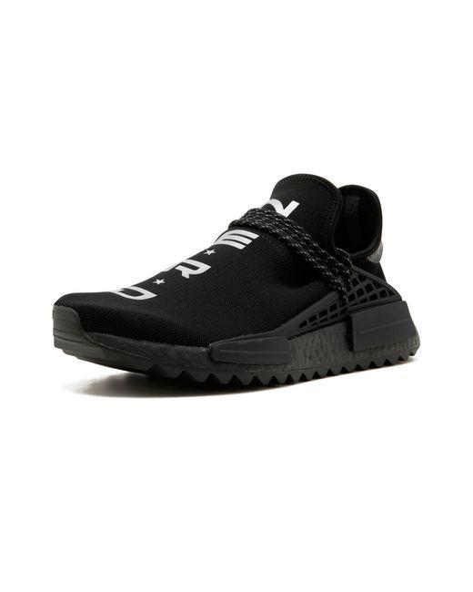 best service a5ceb 8fa66 Men's Black Pw Human Race Nmd Tr 'n.e.r.d' Shoes - Size 11.5