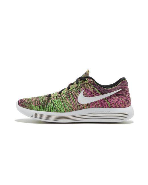 Nike Lunarepic Low Flyknit Oc Shoes