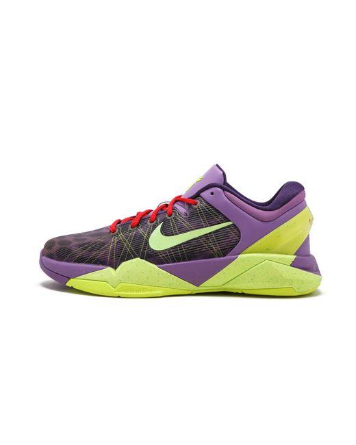 Christmas Shoes Nike.Men S Kobe 7 Gs Christmas Shoes Size 7