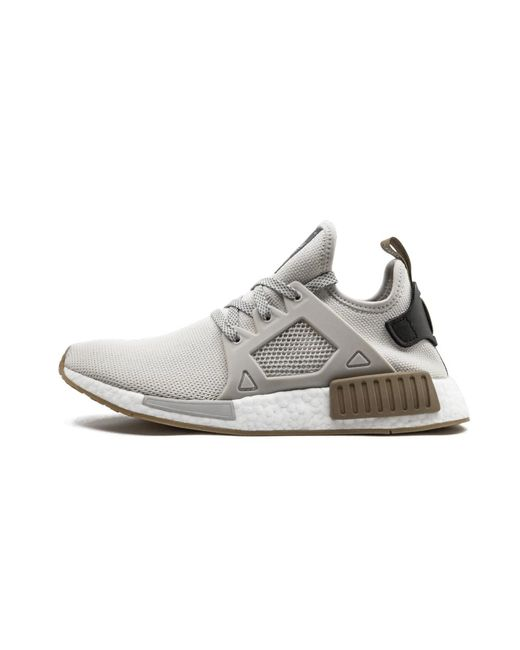Adidas Nmd Xr1 Shoes Size 4 5 In Beige White Black White For