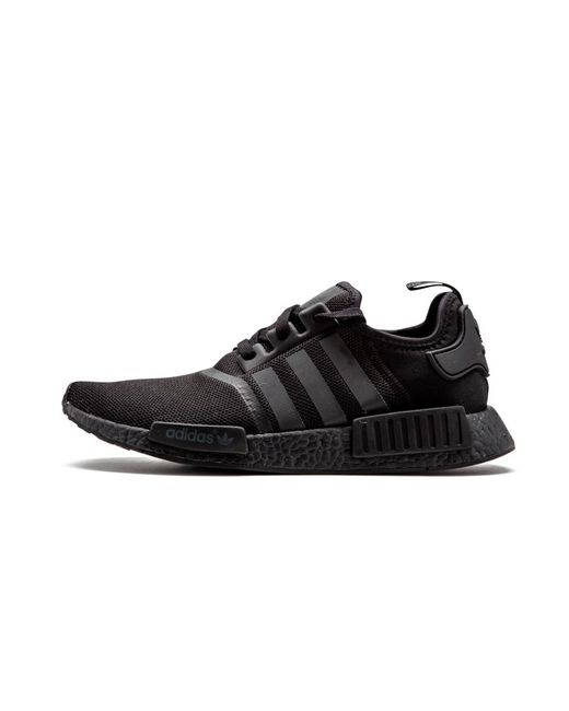 Adidas Nmd R1 Triple Black Shoes Size 9 5 For Men Lyst