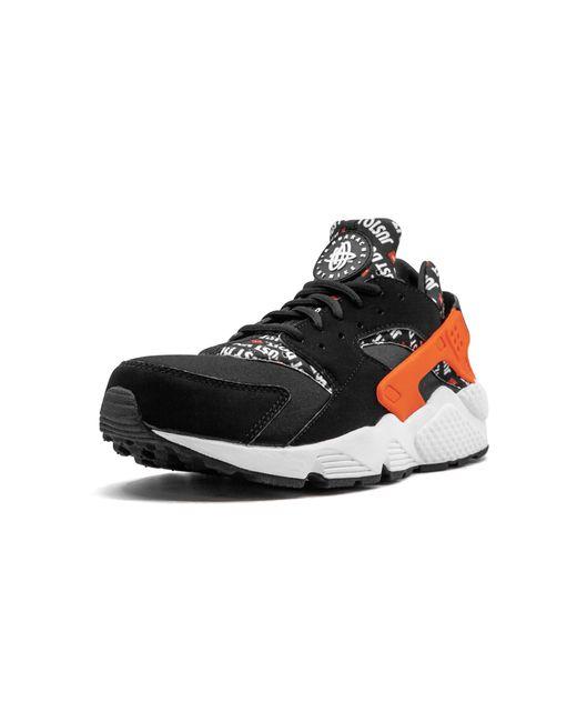 052120a734a13 ... Nike - Black Air Huarache Run for Men - Lyst ...