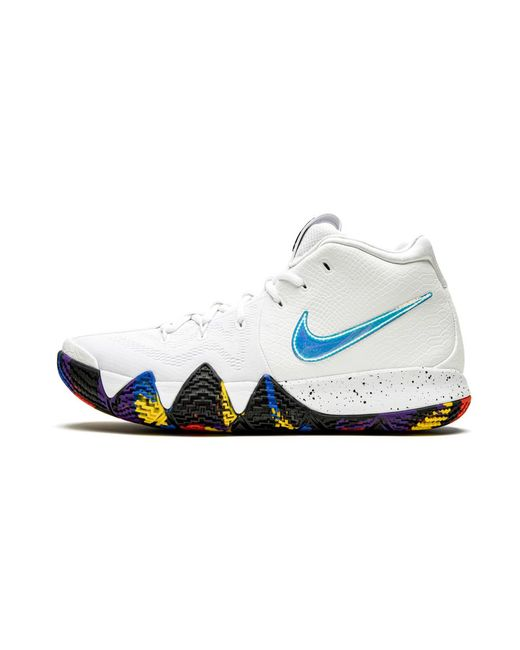 Nike Kyrie 4 Shoes - Size 8 in White
