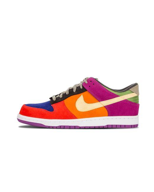 Nike Multicolor Dunk Prm Low Sp 'viotech' Shoes - Size 11.5 for men
