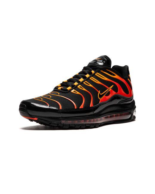 57b683333cb21 Lyst - Nike Air Max 97   Plus in Black for Men - Save 10%