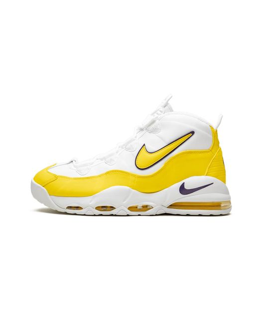 Air Max Uptempo 95 'lakers' Shoes Size 8