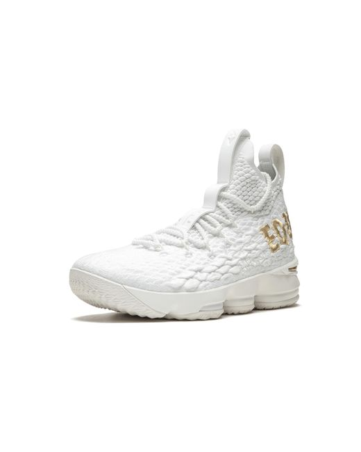 Lyst - Nike Lebron 15 in White - Save 7% c7265e567