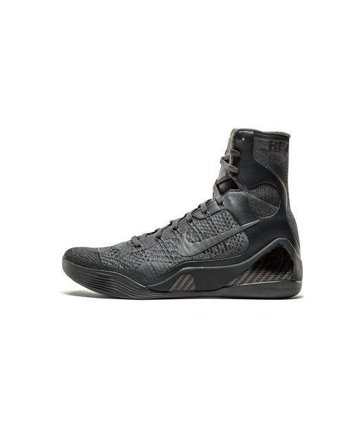 cdd7ab3cc739 Nike Kobe 9 Ftb in Black for Men - Save 35% - Lyst