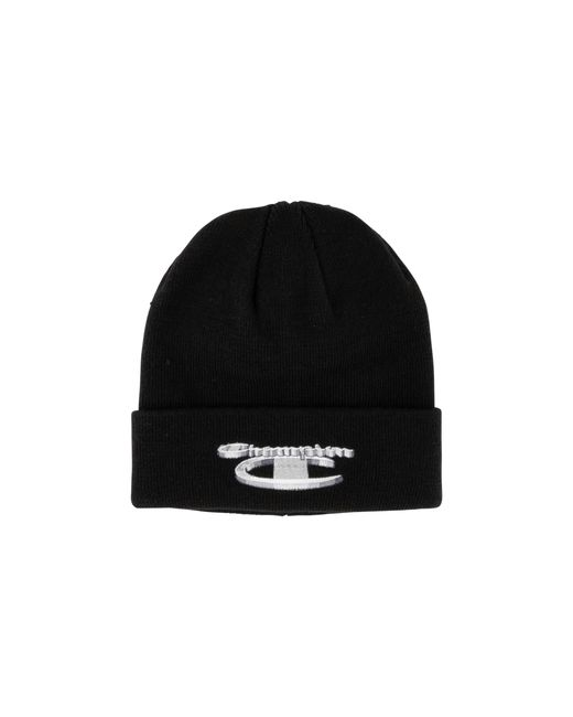 53d975df6eb Lyst - Supreme Champion Beanie in Black for Men - Save 20%
