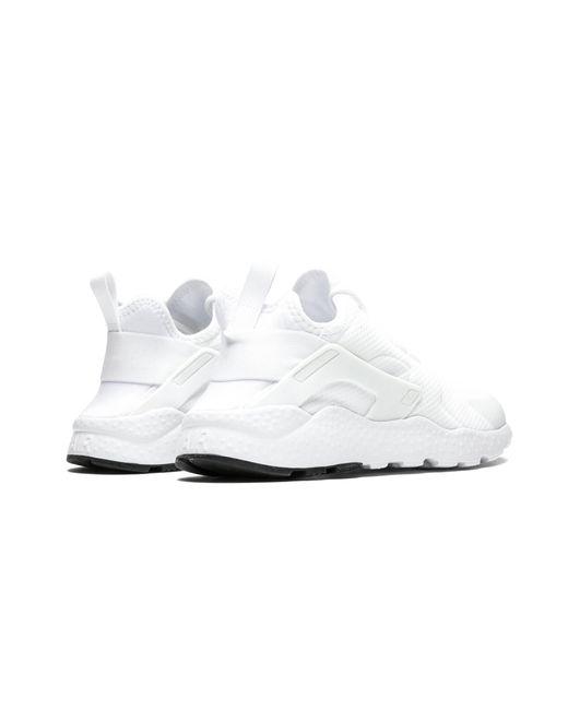 955f51fd4ee6 ... Nike - White W Air Huarache Run Ultra - Lyst ...