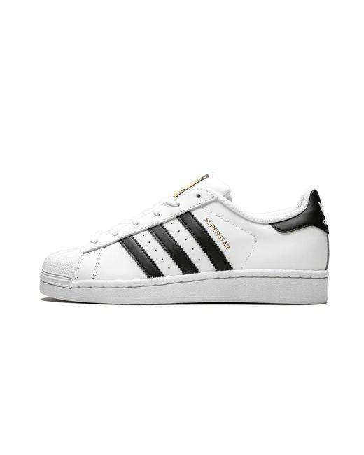 adidas superstar black white size 5