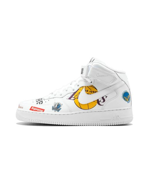 Air Force 1 Mid 07 / Supreme