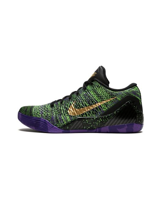 d6f55d9566b Nike - Multicolor Kobe 9 Elite Low Multi collegiate Orange  mamba Moment   for