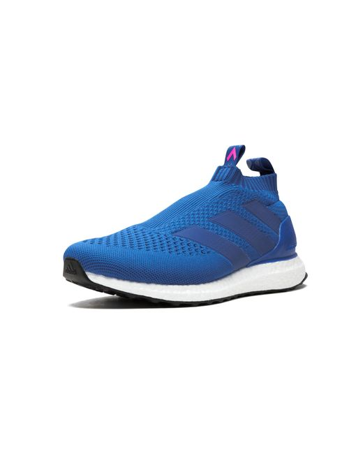 big sale a649a 92627 Lyst - adidas Ace 16+ Purecontrol Ultrab in Blue for Men - Save 14%