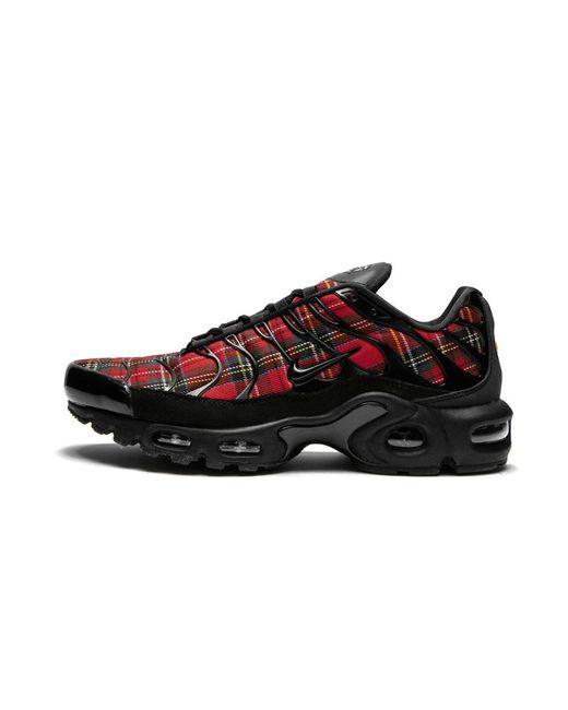 3adc1d3c Black Womens Air Max Plus Tn Se Tartan - Size 7w