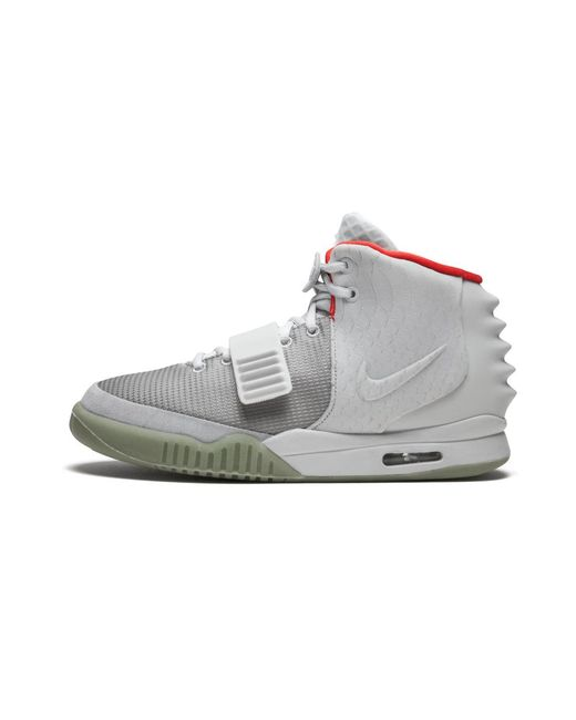 d6bf5def Nike Air Yeezy 2 Nrg \u0027pure Platinum\u0027 - Size 10.5 in Gray for Men .