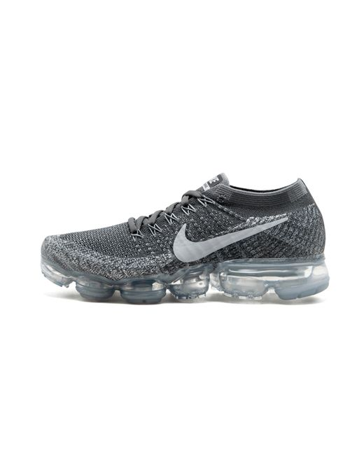995c9dfff38 Nike Wmns Air Vapormax Flyknit in Gray for Men - Save 14% - Lyst