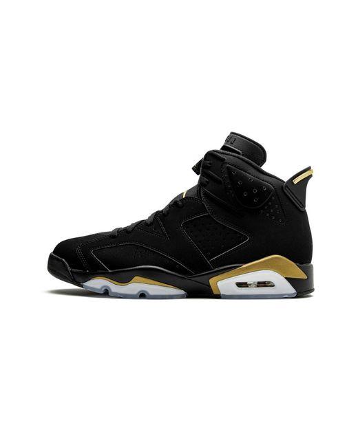 Nike Black Air 6 Retro 'dmp 2020' Shoes - Size 7 for men