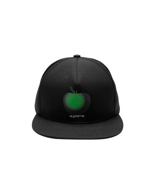 stile alla moda acquista autentico prezzi economici Supreme Apple 5-panel Cap 'ss 19' in Black for Men - Lyst