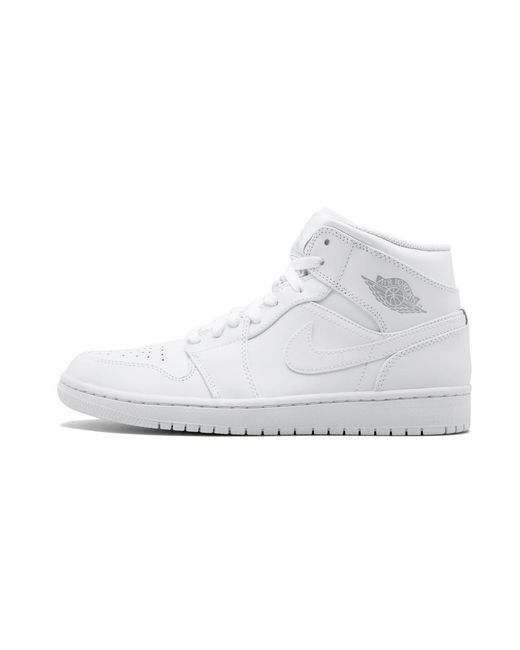 5b23c64af81c6 Lyst - Nike Air 1 Mid in White for Men - Save 52%