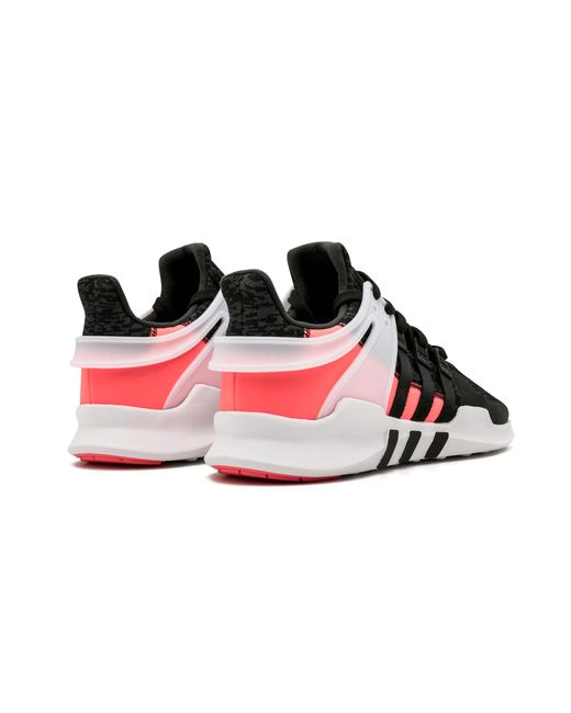 new styles b9b56 833e1 ... Adidas - Black Eqt Support Adv for Men - Lyst ...