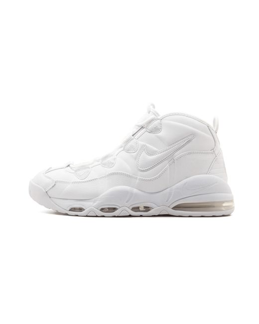 detailing dc27b c5be3 Men's White Air Max Uptempo '95
