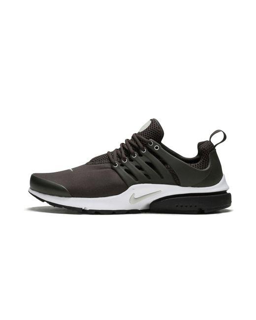 7ace90067 Nike - Black Air Presto Essential for Men - Lyst ...