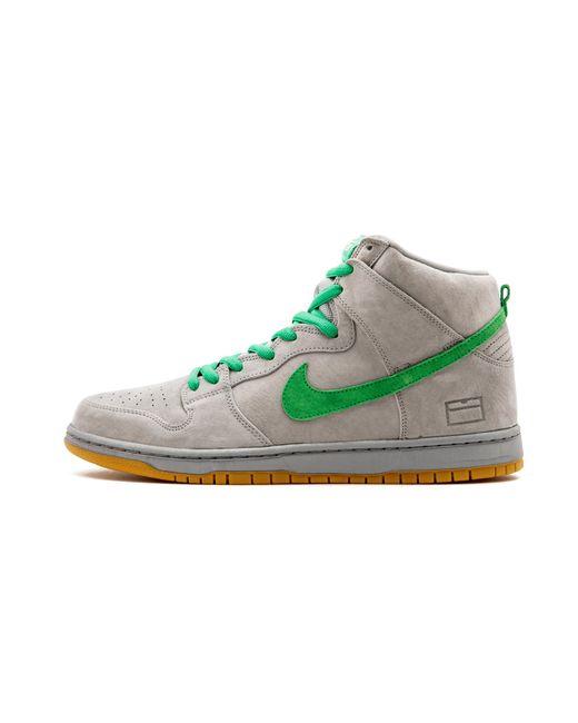 Nike - White Dunk High Premium Sb - Lyst