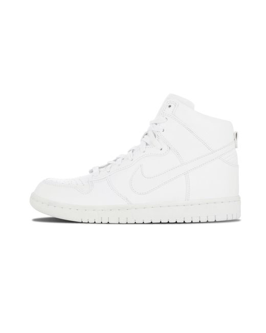 Nike - White Dunk Lux Sp - Lyst