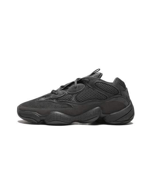 9aded2c5b Adidas - Black Yeezy 500 for Men - Lyst ...