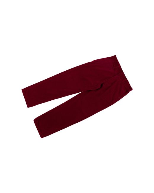 Supreme - Red Corduroy Work Pant for Men - Lyst