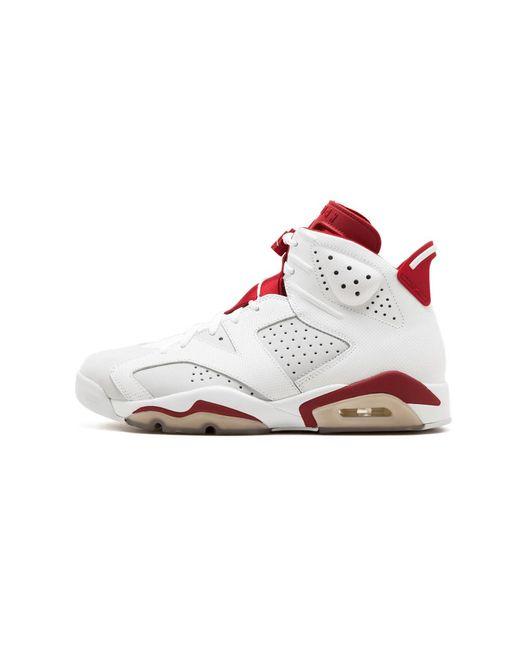 Nike White Air 6 Retro 'alternate' Shoes - Size 12 for men