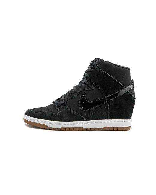 Nike - Black Wmns Dunk Sky Hi Essential - Lyst