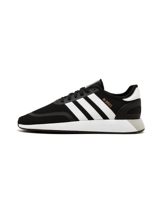 adidas N-5923 Shoes - Size 7 in Black