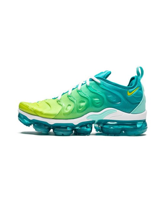 best service 6280f 4c164 Green Womens Air Vapormax Plus - Size 10w