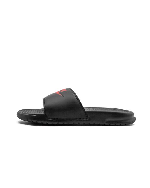 1ff689d00 Nike Benassi Jdi - Size 12 in Black for Men - Save 63% - Lyst