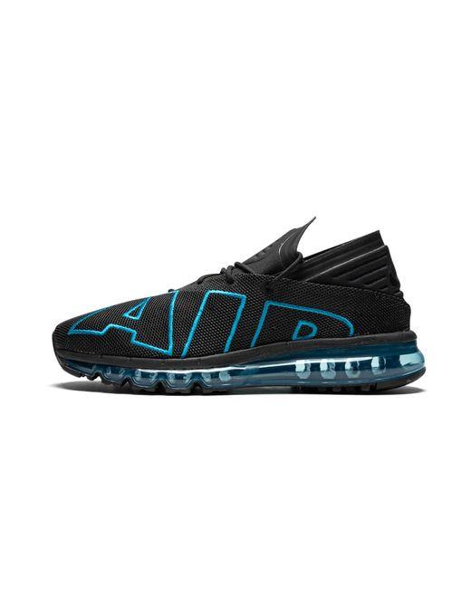 mens shoes nike air max flair black