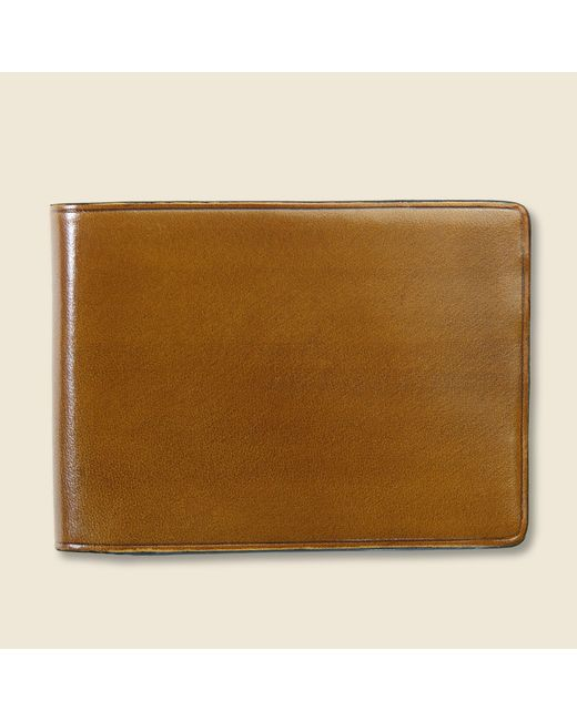 Il Bussetto | Small Bi-fold Wallet - Light Brown for Men | Lyst